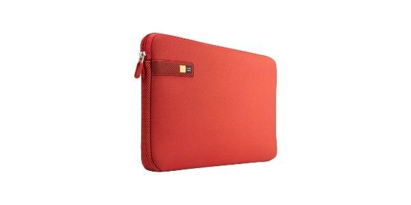 Chromebook hoes case logic rood