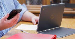 Chromebook aanbieding