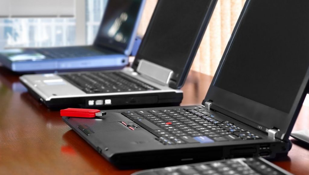 Chromebook of laptop