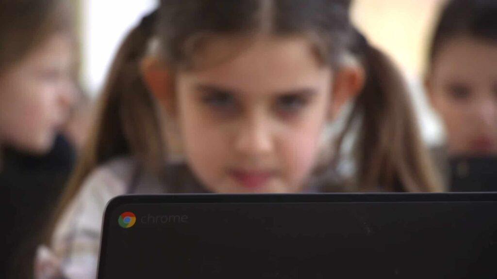 Cloudwise op Chromebook
