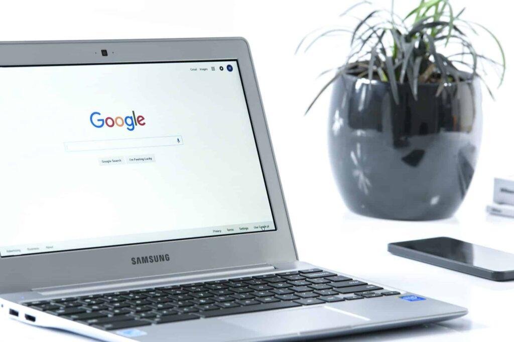 Werken op een Chromebook