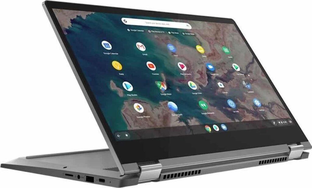 Chromebook bureaublad