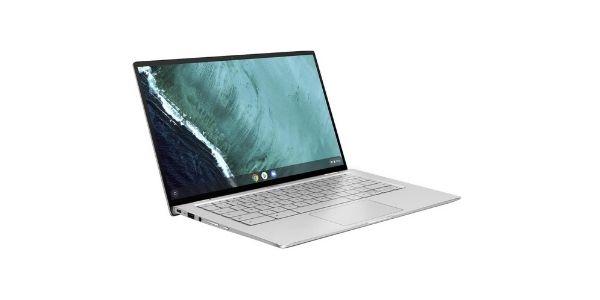 Chromebook met touchscreen - Asus Chromebook Flip C434TA-E10013